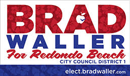 Vote for Brad Waller Logo